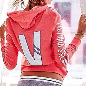 Victoria's Secret Limited Edition Full Zip Hoodie